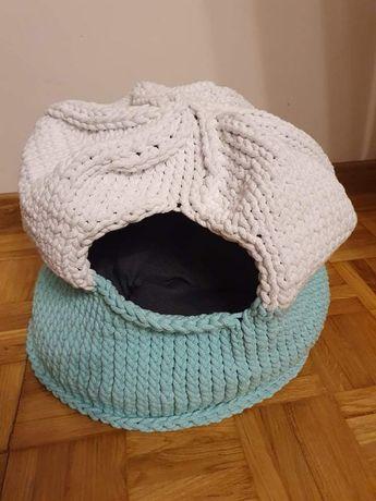 Domek dla kota handmade