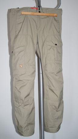Damskie spodnie trekkingowe FJALL RAVEN r. 40 M/L