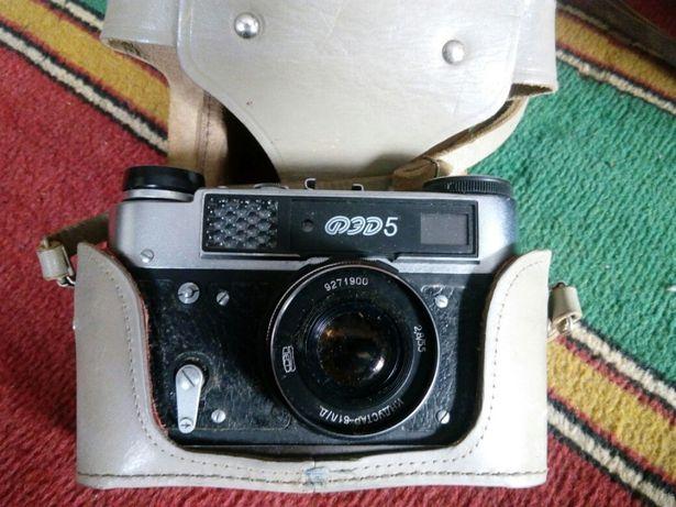 фотоапарат Фед 5 Индустар-61
