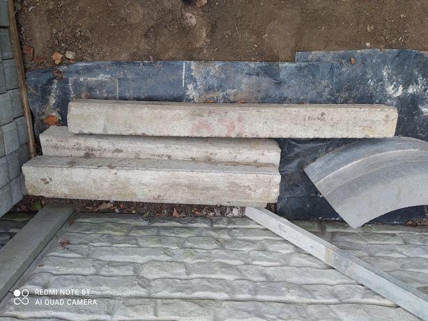 Nadproża betonowe 90cm