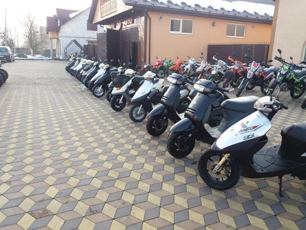 скутер Япония склад без пробега