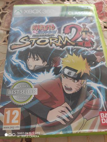 Gra do Xbox Naruto Storm 2