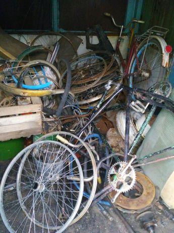 Велозапчасти бу