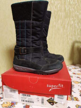 Сапоги SuperFit термо. Зима. Теплые