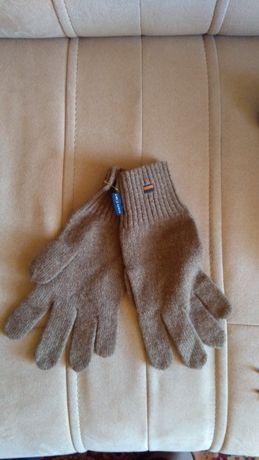 Rękawiczki wełniane firmy State of Art, 100% nowe