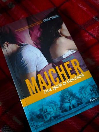 """,, Życie oparte na kłamstwach"""" Magdalena Majcher"""