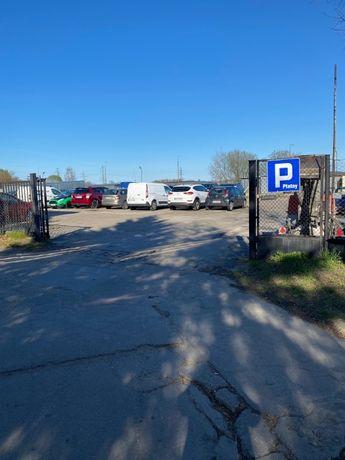 Parkowanie Kamperów, Przyczep, Sam. Osobowych. Parking Monitorowany