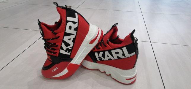 Buty Sneakersy Karl Lagerfeld  Guess Tommy jakość Premium