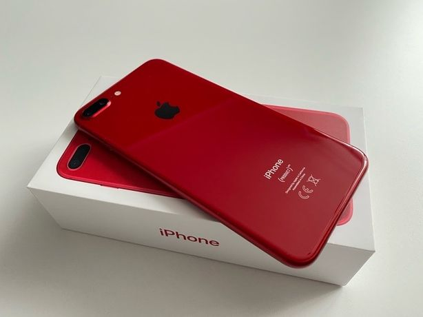 Apple Iphone 8 Plus Red 256GB