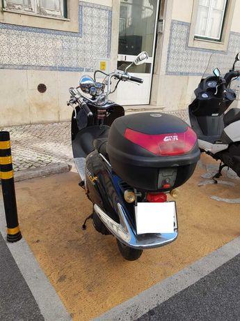 Scooter ZNEN 125 City 5