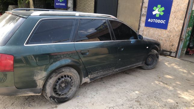 Audi ауди а 6 с5 2.5tdi