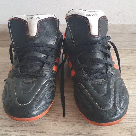 Adidas 11 QUESTRA SKÓRZANE buty sportowe ADIDAS rozmiar 38