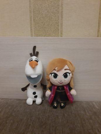 Анна и Олаф Frozen II Disney Оригинал
