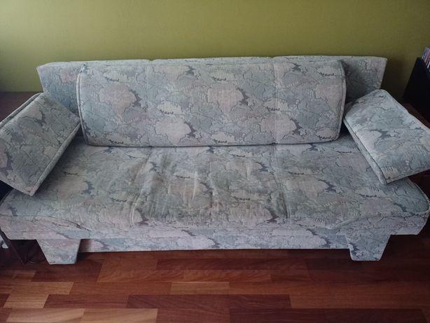 Sofa rozkładana 3-4 osobowa  z funkcją spania