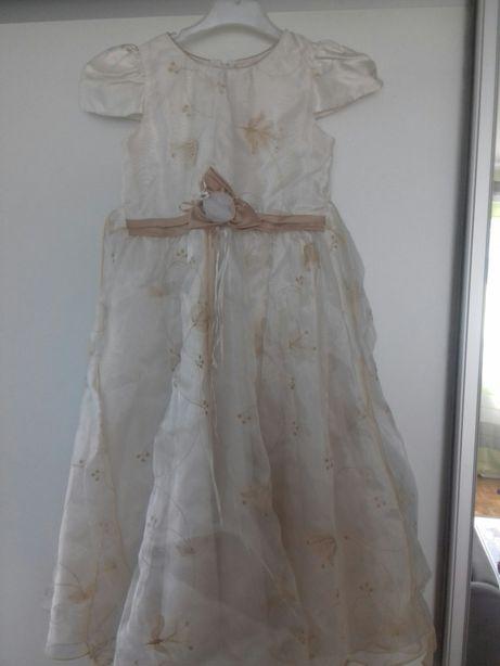 Elegancka sukienka 7/8 lat
