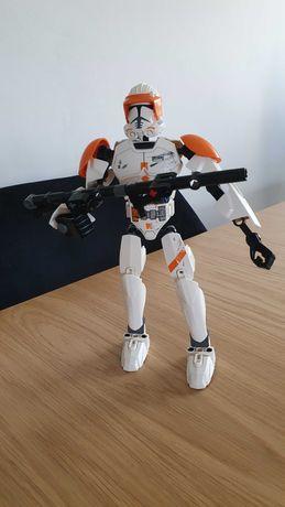 Klocki Lego Star Wars - Dowódca Klonów Cody 75108