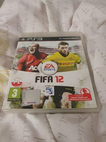 Fifa 12 na PlayStation 3