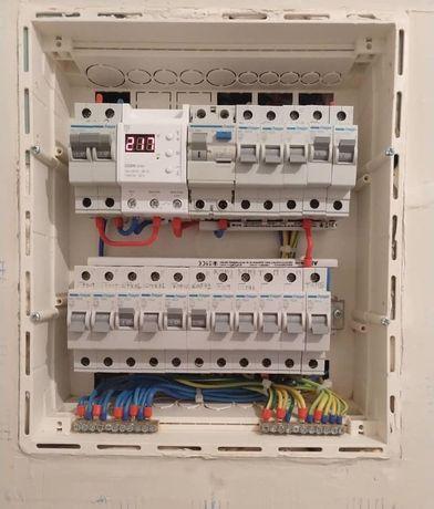 услуги электрика,ремонт єл.приборов,утюгов єл.плиток,фенов ,мультиваро