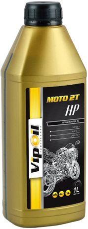 Моторное масло для бензокосы (мотокосы) VipOil Moto HP 2T API TC 1 л