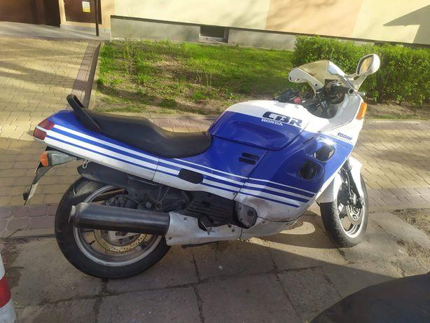 Motocykl HondaCBR  Sprzedam ,zamienię