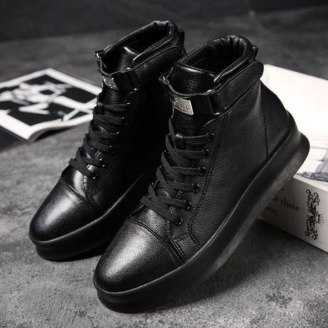 Мужские кроссовки, классические полуботинки