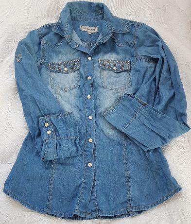 Koszula jeansowa rozmiar S/M