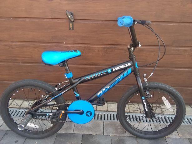 "Rower BMX 16"" + PEGI NOWY"