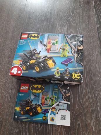 Lego batman rabunek człowieka zagadki