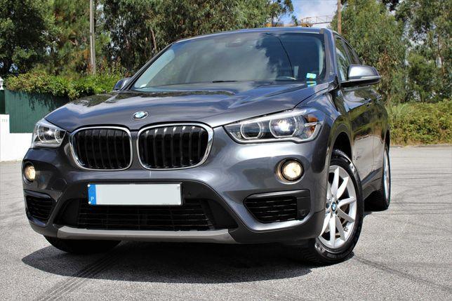 BMW X1 16 D SDrive Advantage 2016