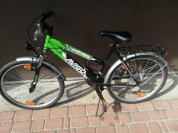Rower dla juniora niemieckiej firmy AVIGO 24 Hi-Ten !
