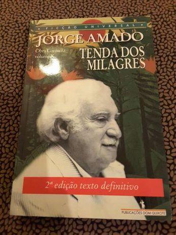 Jorge Amado - Tenda dos Milagres