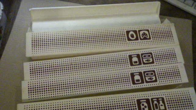 Балконы холодильника Днепр 2МС