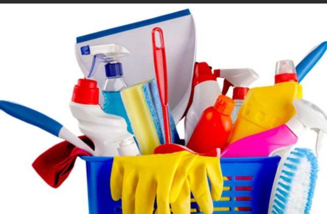 Pomoc domowa/ sprzątanie