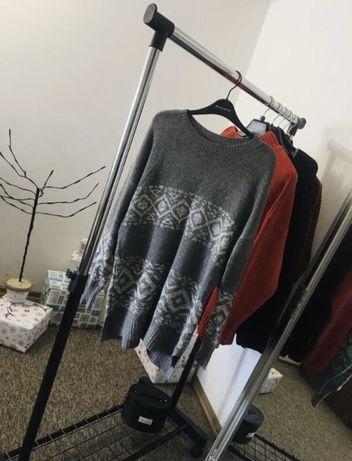 Крутое теплое платье от Hollister