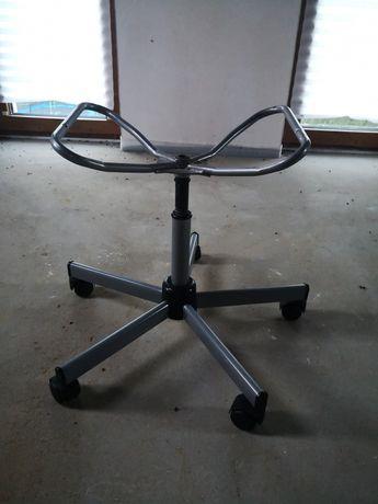 Rama krzesła obrotowego na kółkach Snille z Ikea