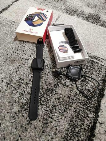 Smartwatch CL18 (Oferta Bracelete Milanesa Nylon)