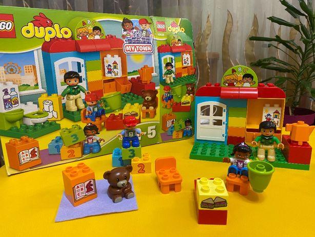 Конструктор LEGO DUPLO Детский сад 39 деталей (10833)