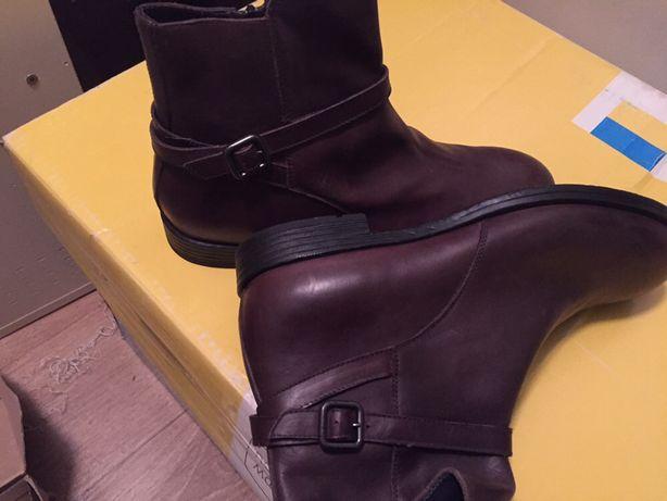 Ботинки мужские, стильные