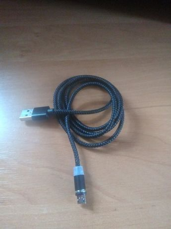 Магнитный микроюсби кабель для зарядки гаджетов