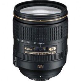 Nikon AF-S 24-120mm f/4G ED VR Самбор - изображение 1