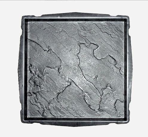 Forma formy płyta płytka 45x45cm KAMIEŃ BETON chodnik kostka
