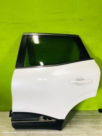 PEÇAS AUTO - Renault Kadjar - Porta de Trás Esquerda - PTL478