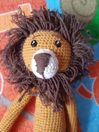 Handmade prezent maskotka dla dziecka