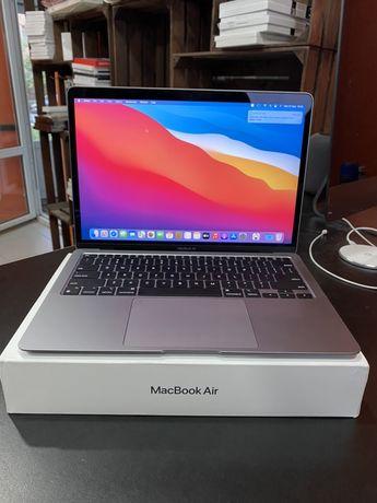 Apple MacBook Air 13 M1 2021 256 gb Space Gray MGN63 НОВЫЙ: open-box