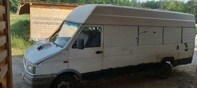 Микроавтобус бус Ивеко Дейли Iveco Daily 35S 3.5т