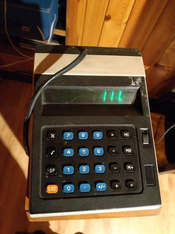 Kalkulator elektryczny elektroniczny PRL