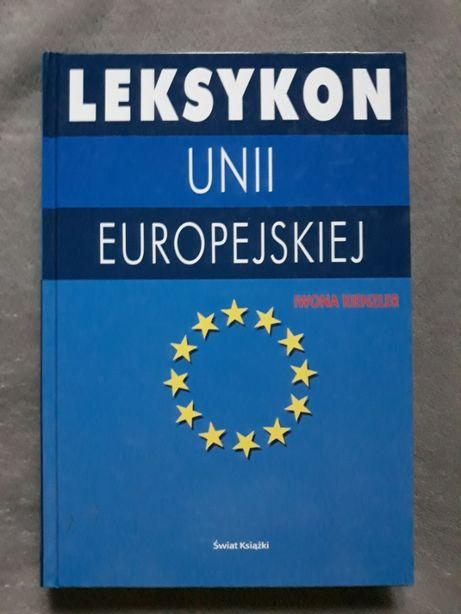 Leksykon Unii Europejskiej- Iwona Kienzler