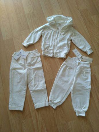 Dres bluza i dwie pary spodni Wójcik