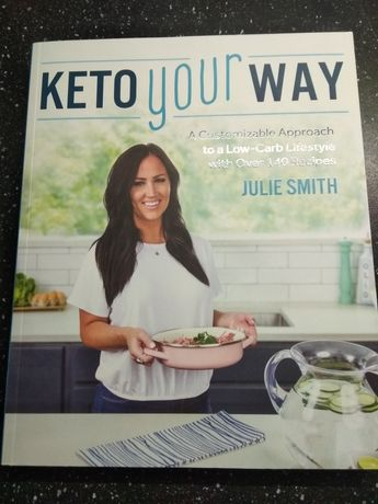 Julie Smith keto your way dieta keto ketogeniczna