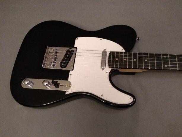 Harley Benton TE-20 BK-gitara elektryczna-typ Telecaster